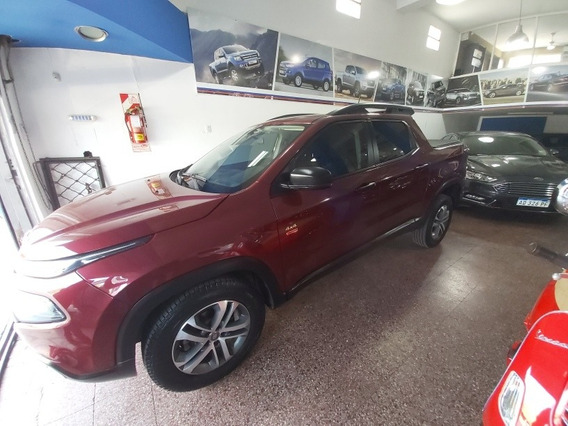 Fiat Toro 2.0 Freedom My19 4x4 At 2018 - Patentada 2019
