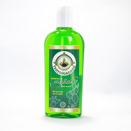 Shampoo De Nopal 250ml