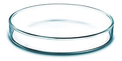 Imagen 1 de 10 de Caja Placa De Petri Vidrio Boro 3.3 60x15mm