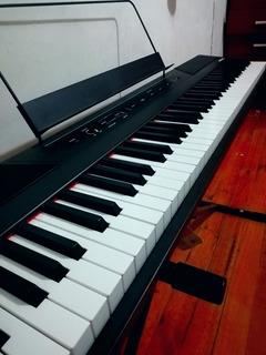 Piano Digital Alesis Recital 88 Teclas + Soporte De Regalo!