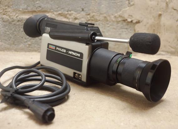 Câmera Filmadora Philco-hitachi Pvk 1000 (1974)