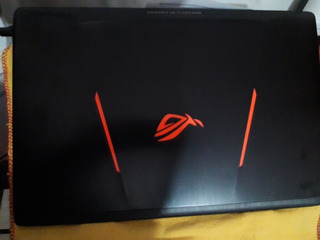 Notebook Asus Republic Of Gamers I7 12 Ram 4 Video Gl553vd