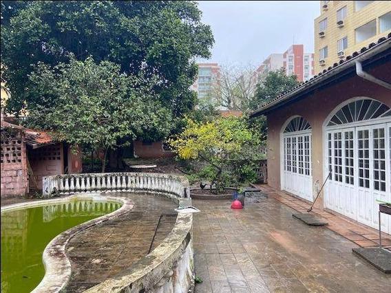 Terreno Para Incorporação - Guarujá/sp - Te0294