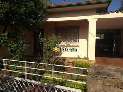 Casa Residencial À Venda, Vila Ida, São Paulo. - Ca1519