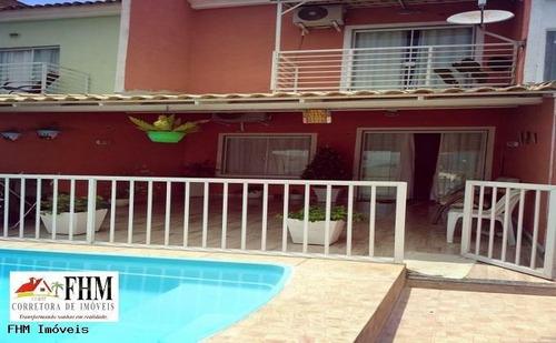 Imagem 1 de 15 de Casa Para Venda Em Rio De Janeiro, Campo Grande, 3 Dormitórios, 1 Suíte, 2 Banheiros, 1 Vaga - Fhm6648_2-1096081