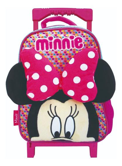 Mochila Carrito Minnie 12
