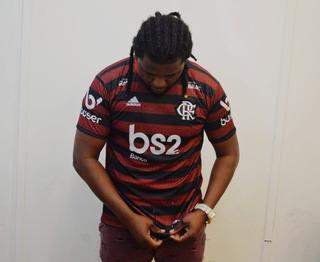 Camisa Do Flamengo Gabigol / Flamengo Libertadores 2019