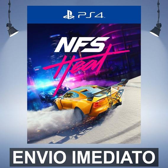 Need For Speed Heat - Código De 12 Dígitos Ps4