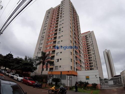 Apartamento Com 3 Dormitórios À Venda, 60 M² Por R$ 320.000 - Aurora - Londrina/pr - Ap0963