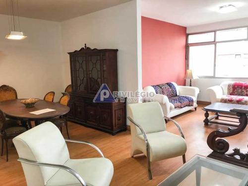 Apartamento À Venda, 4 Quartos, 1 Suíte, 1 Vaga, Tijuca - Rio De Janeiro/rj - 21474