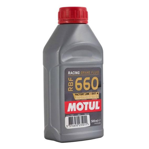 Fluido De Freio Motul Rbf660   500ml