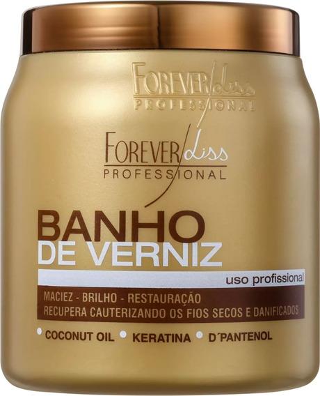 Banho De Verniz Forever Liss Professional 1kg