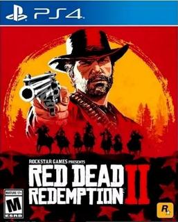 Red Dead Redemption 2 Ps4 Digital Jugas Con Tu Usuario