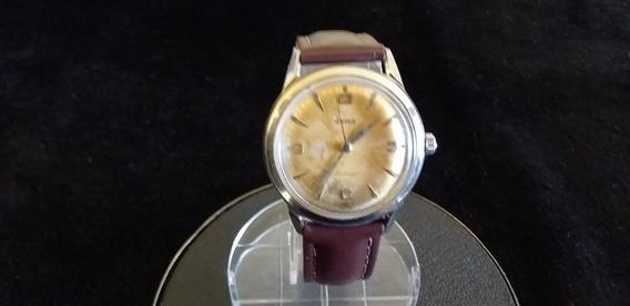 Antigo Relógio De Pulso Masculino Cyma Watch Co Corda