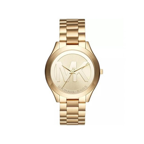 Relógio Michael Kors Feminino Dourado Mk3739/4dn