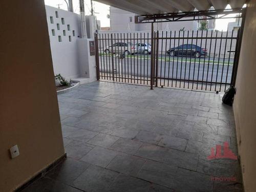 Imagem 1 de 14 de Casa Com 2 Dormitórios À Venda, 70 M² Por R$ 350.000,00 - Jardim São José - Americana/sp - Ca2873