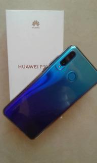Huawei P30 Lite Como Nuevo Poco Uso 128gb/4gb Ram