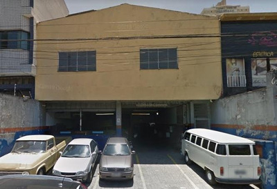 Salão Para Alugar, 300 M² - Jardim Zaira - Guarulhos/sp - Sl0532