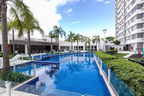 Apartamento Em São João Com 3 Dormitórios - Bk7618