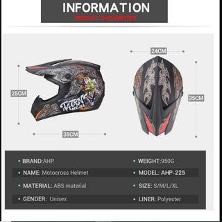 Casco Profesional Para Motos Cara Completa