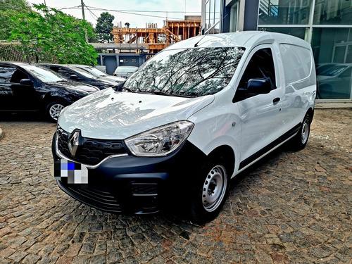 Renault Kangoo Ii Express Work 1.6 2020 12.800km Fcio T/usad