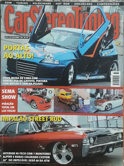 Revista Car Stereo Tuning - Ano 06 - N° 64