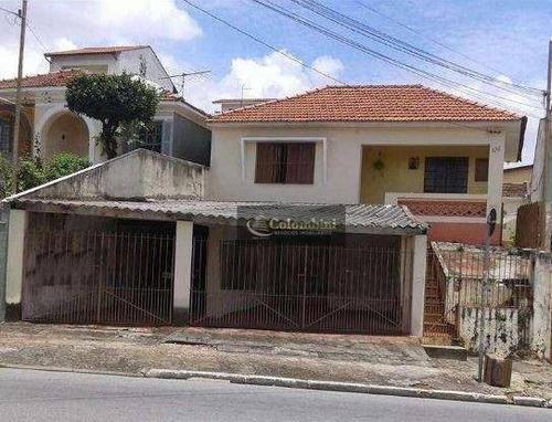 Imagem 1 de 1 de Terreno À Venda, 280 M² Por R$ 680.000,00 - Jardim São Caetano - São Caetano Do Sul/sp - Te0026