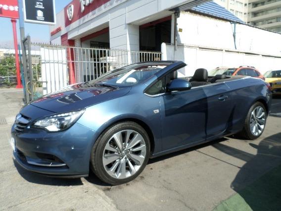 Opel Cascada Cosmo 1.6 Aut 2014 Azul