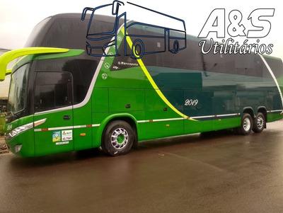 Marcopolo Ld 1600 2011 Scania Super Oferta Confira!! Ref.223