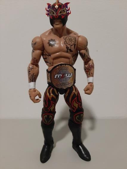 Figura Rey Fenix Custom Mattel Elite No Wwe Lucha Libre Bros