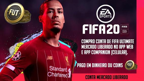 Compro Contas Mercado Liberado Fifa 20 - Xbox One
