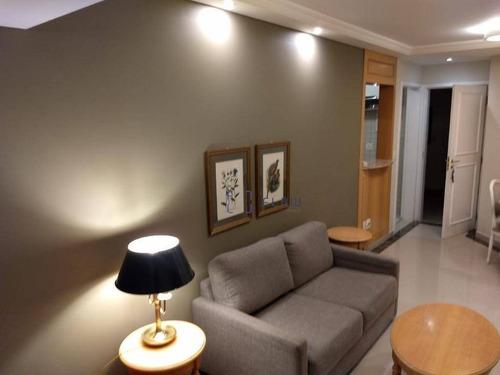 Apartamento 38m², 1 Dormitorios,  1 Vagas - Planalto Paulista - Ap10586