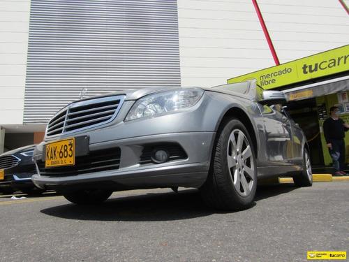 Mercedes-benz Clase C 1.6 Blueefficiency
