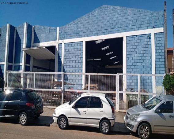 Galpão À Venda No Éden - Sorocaba/sp - Gl00536 - 34969084
