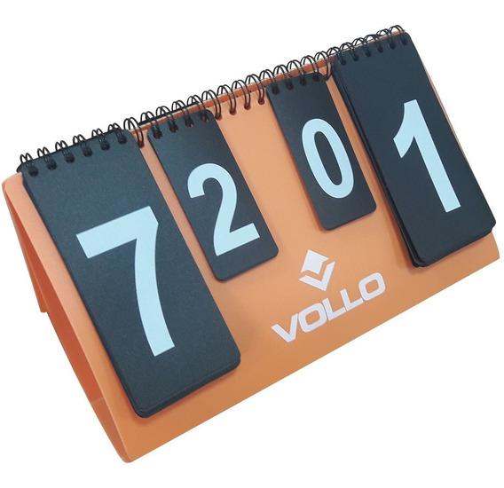 Placar Para Tênis De Mesa 5 Sets 20 Pontos Vollo Vt613