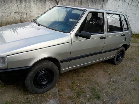 Oportunidade Vendo Fiat Uno Eletronic 1993 Básico