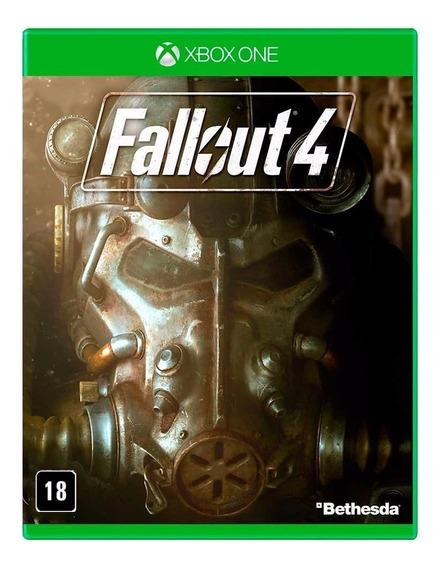 Fallout 4 Xbox One Mídia Física Legendas Pt-br Rcr Games