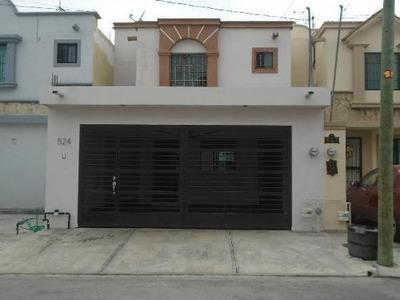 Casa Sola En Renta En Fuentes De Anáhuac, San Nicolás De Los Garza, Nuevo León