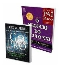 Kit-livro Gopro Eric Worre + Negocio Do Seculo Xxi