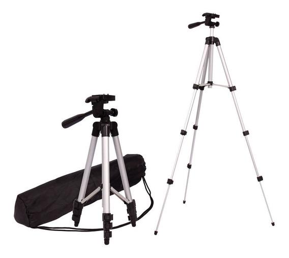 Tripe Fotografico Profissional Camera 1,2 Canon, Nikon, Sony