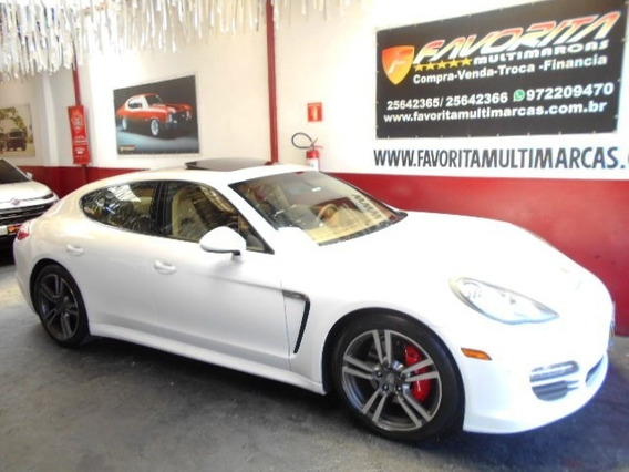 Panamera 3 300 Cv 11 Troco/financio Favorita Multimarcas
