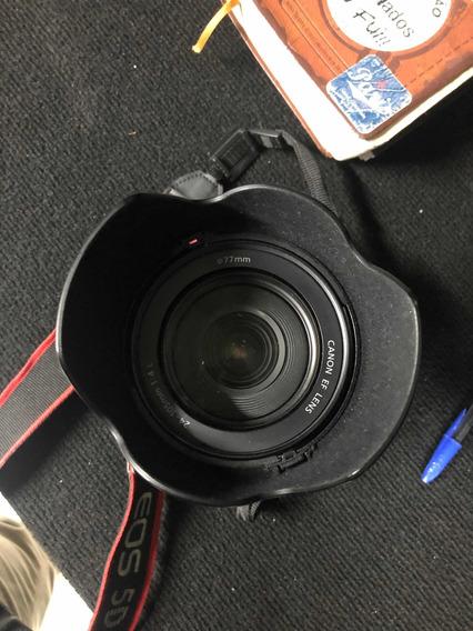 Canon Eos 5d Mark 3 Apenas Corpo