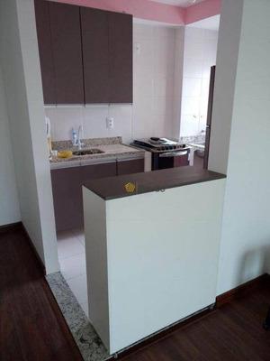 Apartamento Com 2 Dormitórios À Venda, 54 M² Por R$ 280.000 - Jardim Olavo Bilac - São Bernardo Do Campo/sp - Ap2289