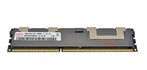 Memoria Hynix  Servidor Pc3 8500r 07-10-f0 16gb  Dell Hp Ibm