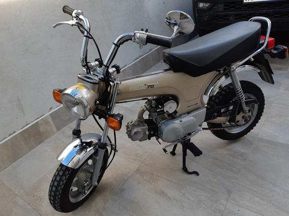 Honda Dax 70 Mod 94 No Monkey Z50 Mo