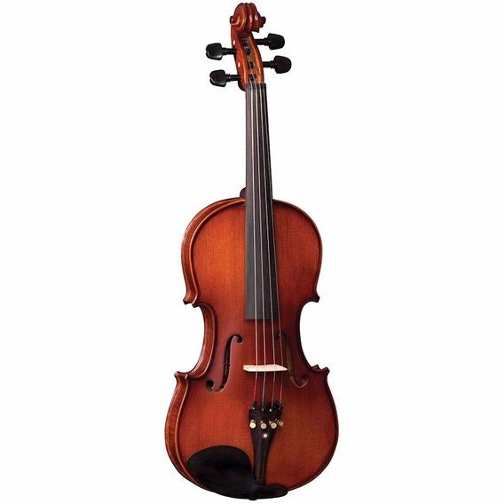 Violino Eagle 4/4 Ve244 Classic Series Envelhecido Com Case