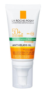 La Roche Posay Anthelios Gel Crema Toque Seco Color X 50 Ml