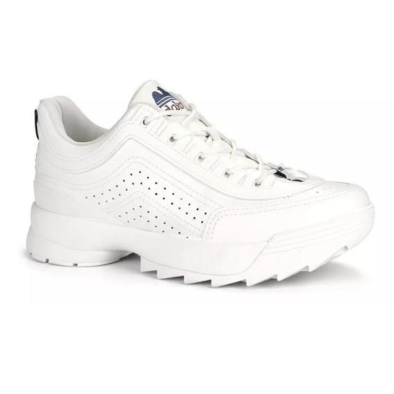Tênis Dakota Feminino Sneaker Branco G0981