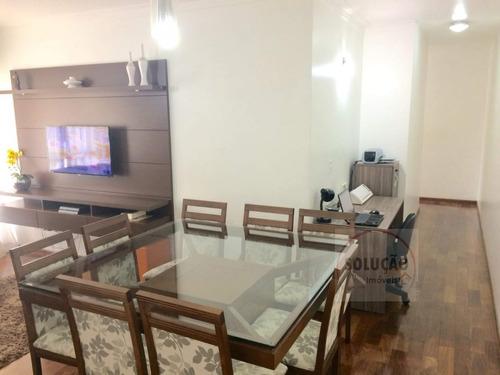Apartamento A Venda No Bairro Santa Paula Em São Caetano Do - 883-1