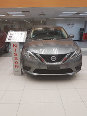 Nissan Sentra Sense Mt 2018 Precio Especial Del Mes Estrena